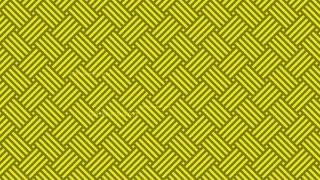 Yellow Stripes Pattern Illustrator