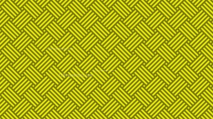 Yellow Stripes Pattern Illustrator