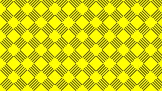 Yellow Stripes Pattern