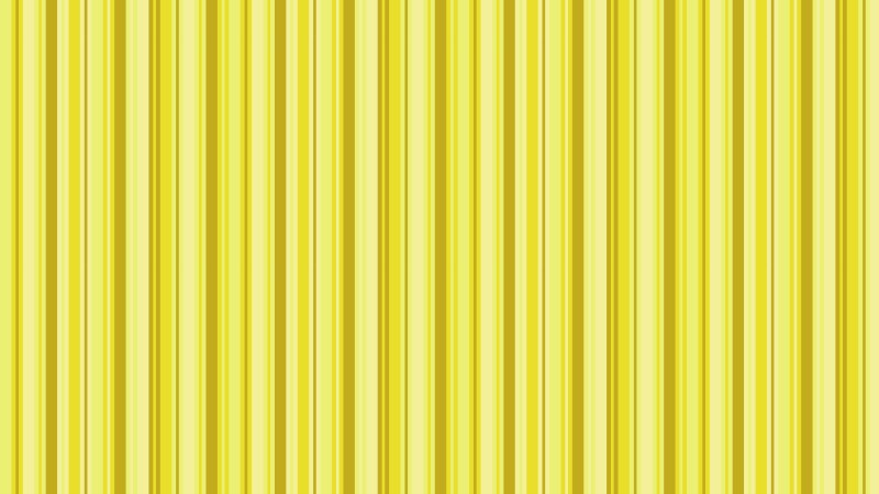 Yellow Vertical Stripes Pattern Background
