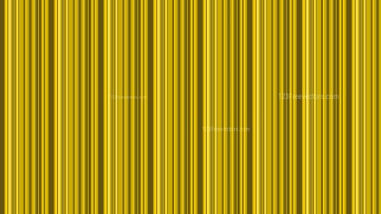 Yellow Vertical Stripes Background Pattern Illustrator