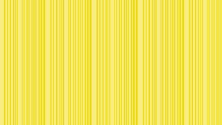 Yellow Seamless Vertical Stripes Background Pattern Vector Art