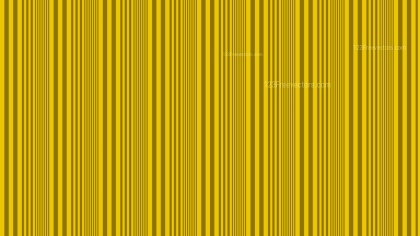 Yellow Seamless Vertical Stripes Pattern