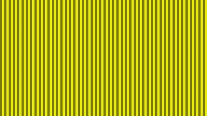 Yellow Seamless Vertical Stripes Pattern Background