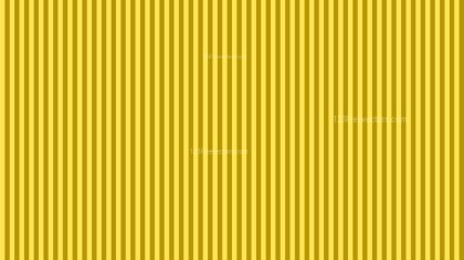 Yellow Vertical Stripes Pattern Background Vector Illustration