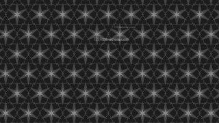 Black Stars Pattern