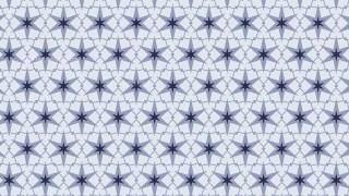 Light Blue Stars Background Pattern