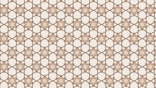 Light Brown Star Pattern Background Illustration