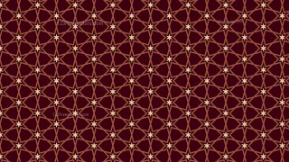 Dark Brown Star Pattern Background Vector Illustration
