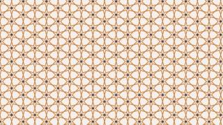 Light Brown Seamless Star Background Pattern Illustration
