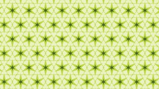 Light Green Star Pattern Background