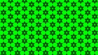 Neon Green Stars Background Pattern Illustrator