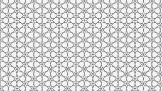 Light Grey Star Background Pattern