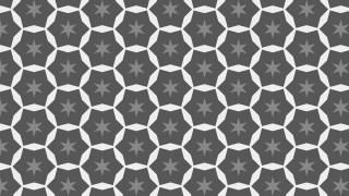 Grey Star Pattern