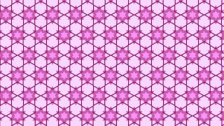 Lilac Seamless Star Pattern