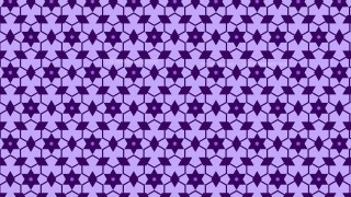 Indigo Star Background Pattern