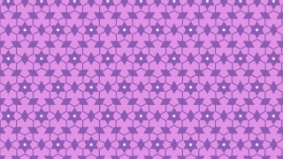 Lilac Stars Background Pattern