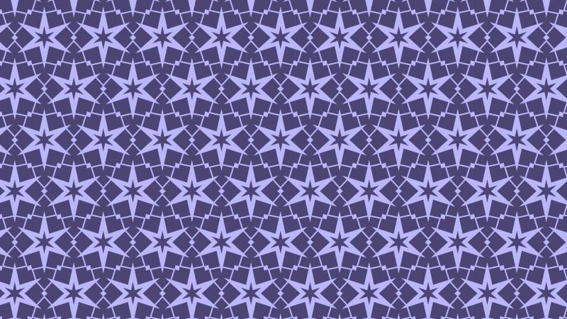 Purple Star Pattern Background Image
