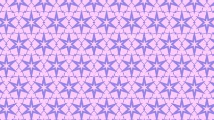 Purple Star Background Pattern Vector Graphic