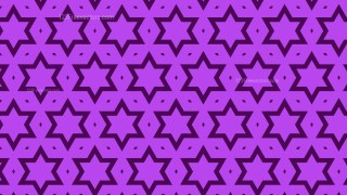 Purple Star Background Pattern Vector
