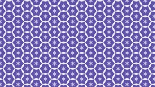Violet Stars Background Pattern Vector
