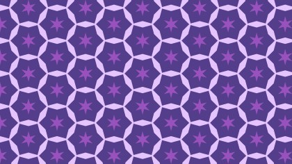 Indigo Star Pattern Background
