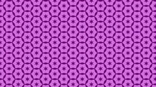 Lilac Stars Pattern