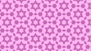 Lilac Star Background Pattern Illustrator