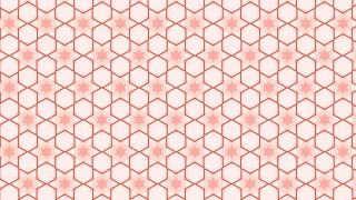Light Red Star Pattern Background Vector Art