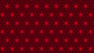 Dark Red Seamless Star Background Pattern