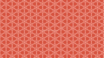 Red Stars Pattern Graphic
