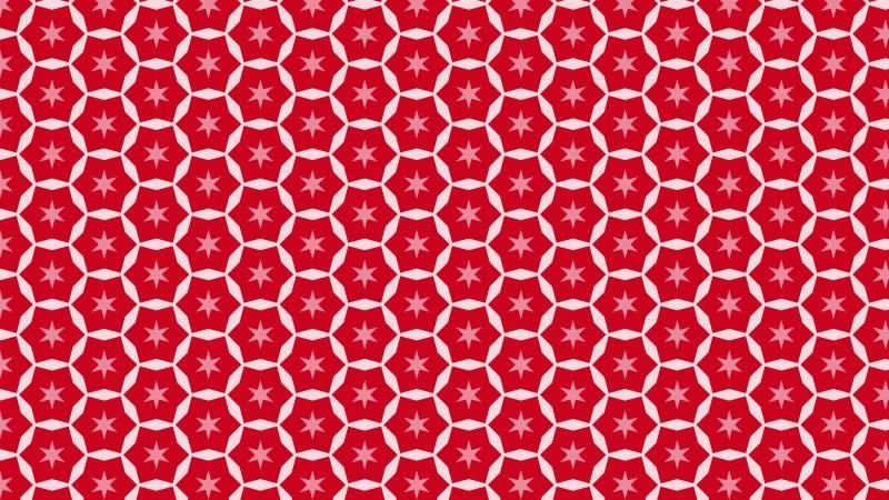 Red Star Pattern