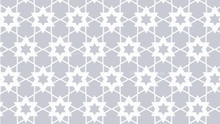 White Stars Pattern Background Vector Art