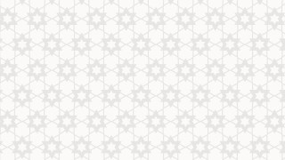 White Stars Background Pattern Graphic