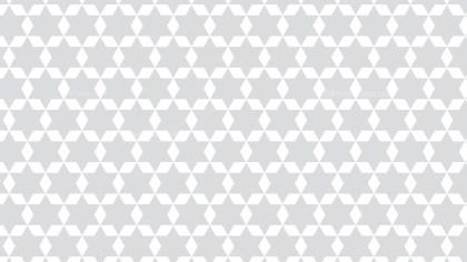 White Seamless Star Pattern Image