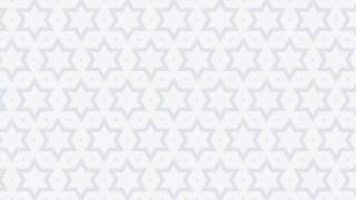 White Stars Pattern Illustrator