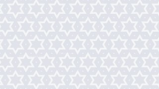 White Stars Pattern Background Vector Illustration