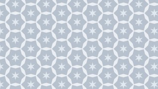 White Star Background Pattern Illustrator