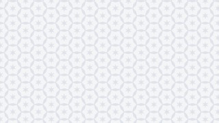 White Stars Pattern Background Illustration