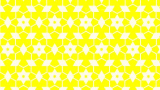 Light Yellow Seamless Stars Pattern Background