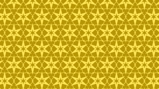 Gold Star Pattern