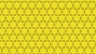 Gold Star Pattern Background Illustration