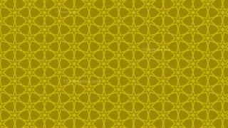 Gold Star Background Pattern Illustrator