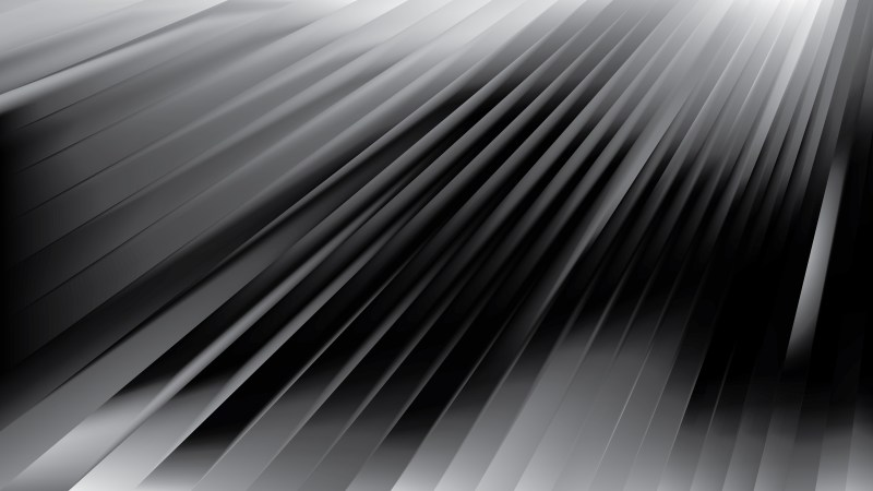 Abstract Black Diagonal Lines Background Vector Image