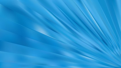 Abstract Blue Diagonal Lines Background Vector Illustration
