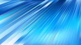 Abstract Blue Diagonal Lines Background
