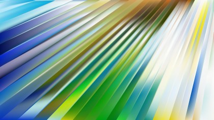 Blue and Green Diagonal Lines Background Image