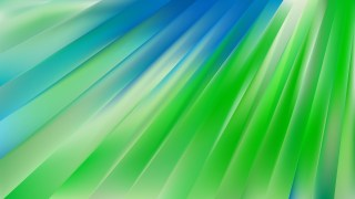 Abstract Blue and Green Diagonal Lines Background