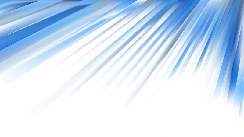 Abstract Blue and White Diagonal Lines Background