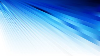 Blue and White Diagonal Lines Background Image